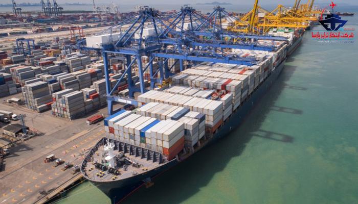 حمل دریایی جهت صادرات کالا
